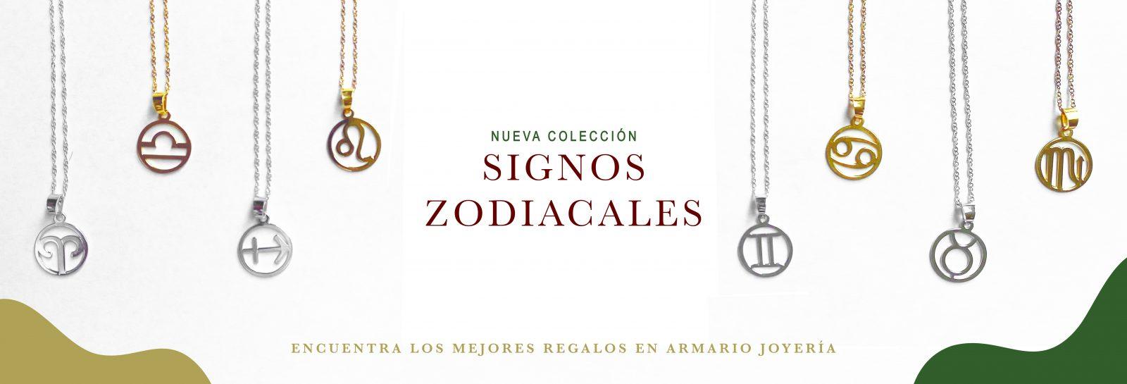 Signos Zodiacales Slider